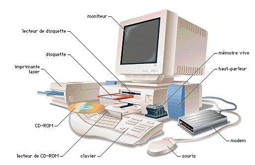 Kiteb le site web ducatif for Architecture informatique definition